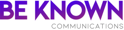 Be Known logo