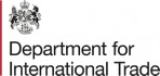 Dept for Int Trade logo