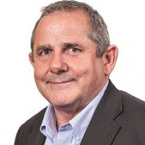 Cllr Steve Curran photo